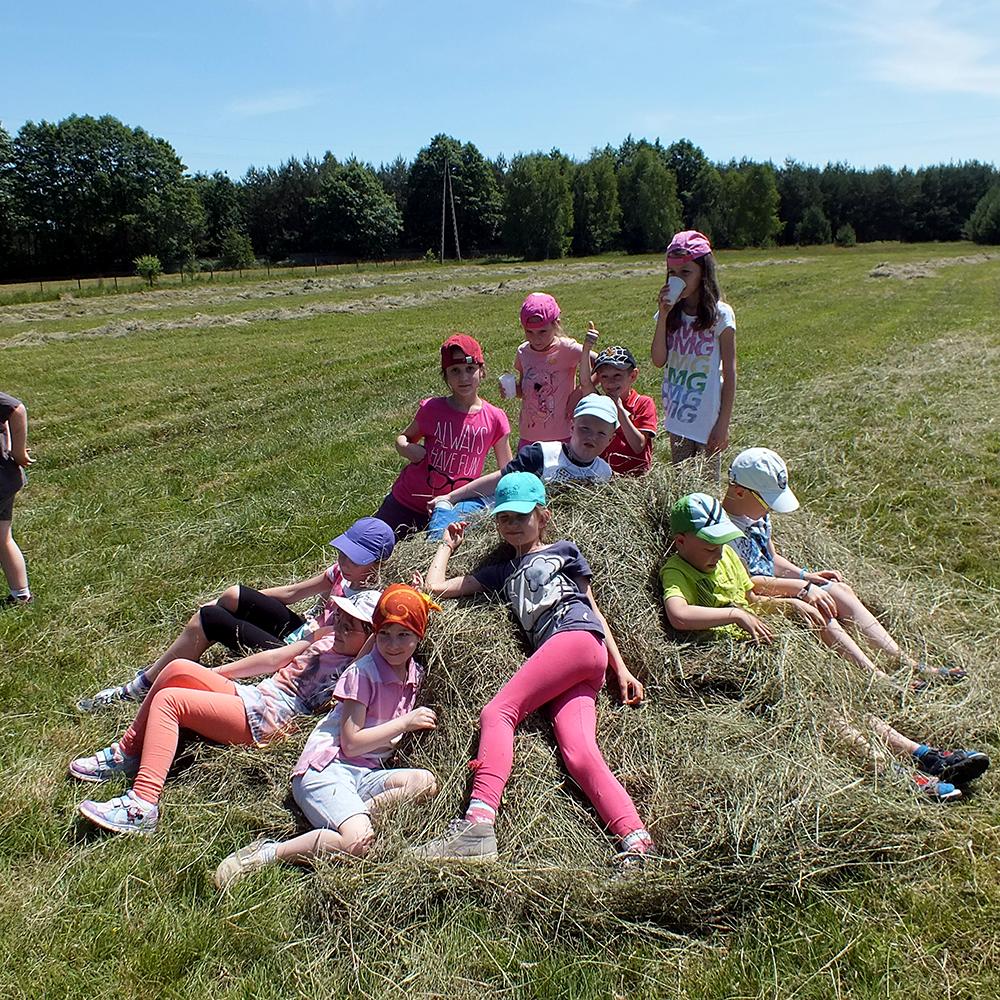 Zielone szkoły i białe szkoły Gospodarstwo agroturystyczne ``Dolina Bobrów``